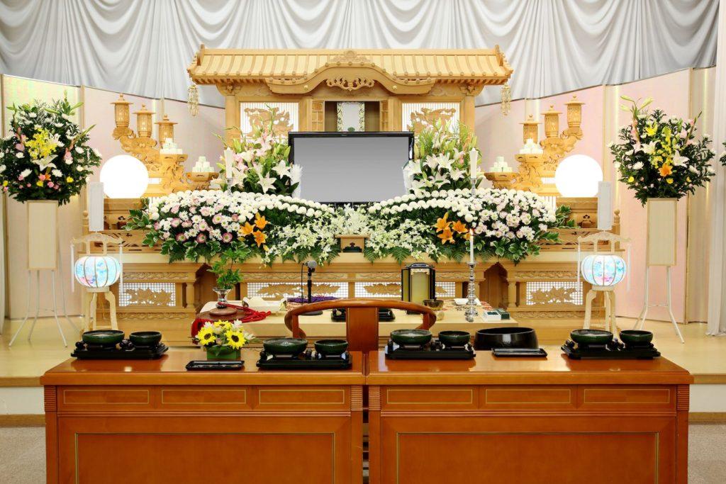 京都・滋賀で低料金のお葬式なら葬儀屋本舗 星空